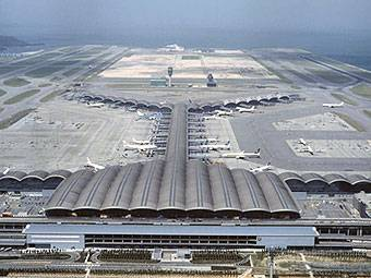 The Second-large Airport of the World