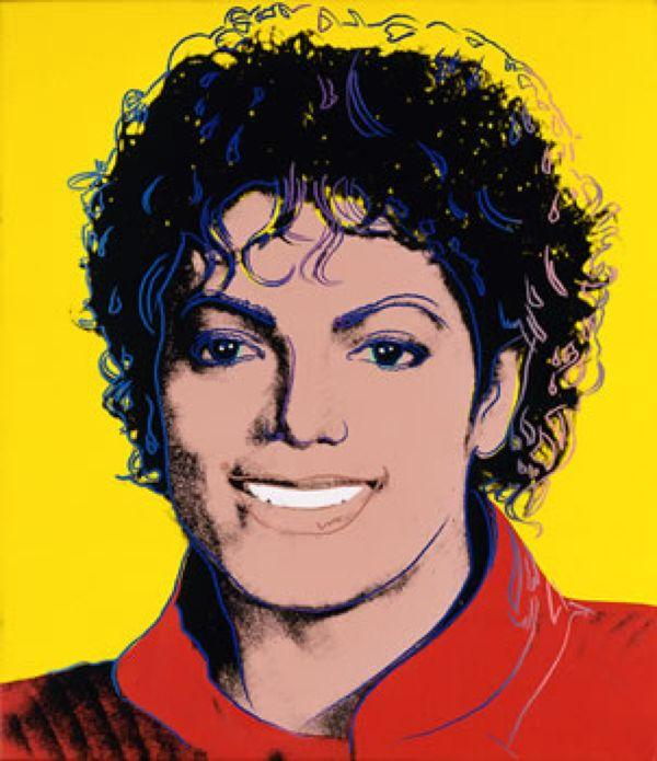Art gallery in honour of Michael Jackson