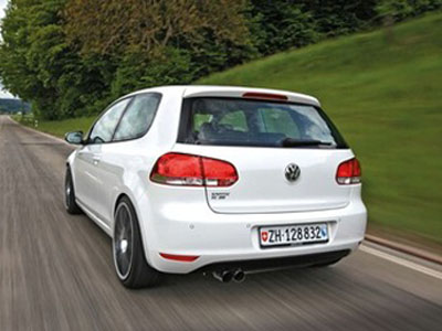 Studio Sportec has presented version VW Golf — Sportec SC 200