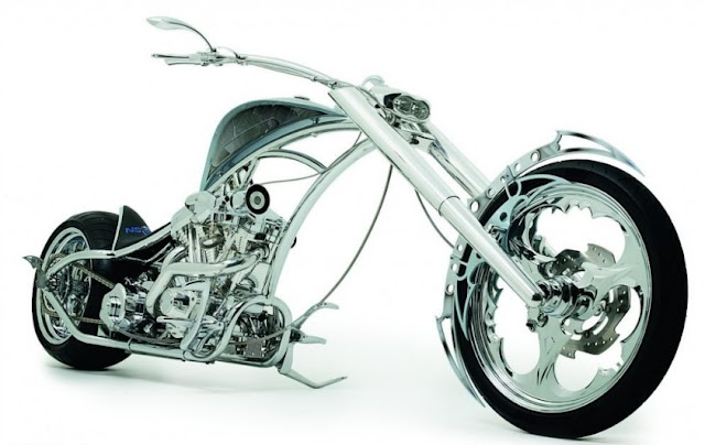 The American Chopper