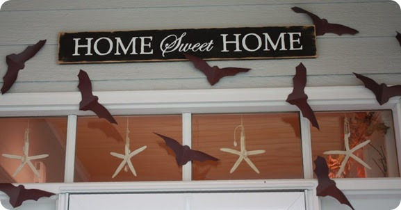 Sunny Days: Copycat: Home Sweet Home Sign