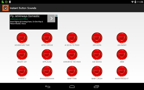 Download Android App Instant Button Sound Effects for