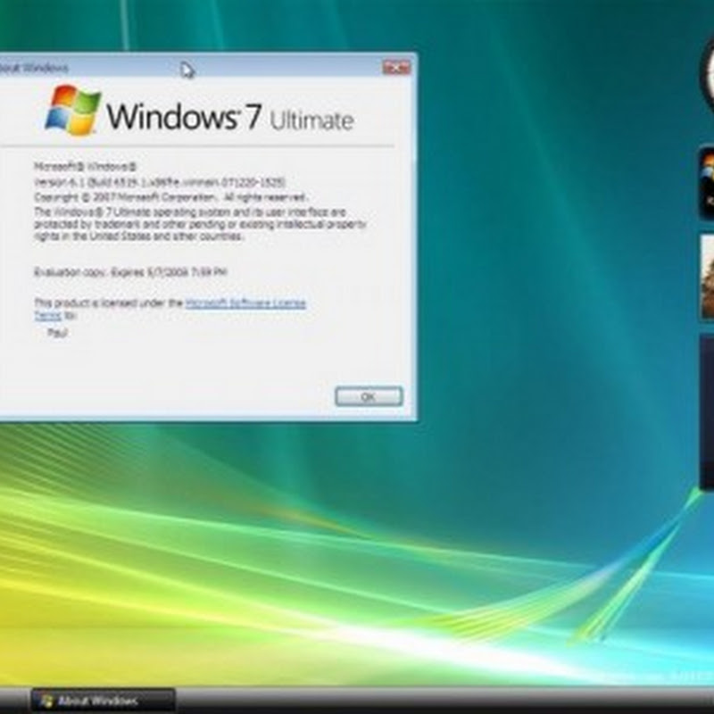 Windows 7: Desktop, Personalization, Networking, Getting online, System Repair, Recovery, Files and Folders.