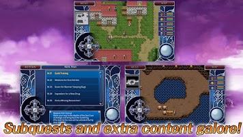 Screenshot of RPG Alphadia2