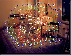 Tea Lights Room