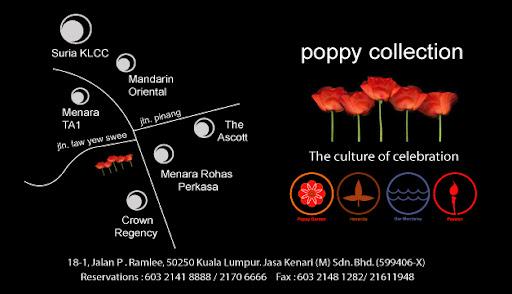 CluBbIng09: Poppy Collection, Kuala Lumpur