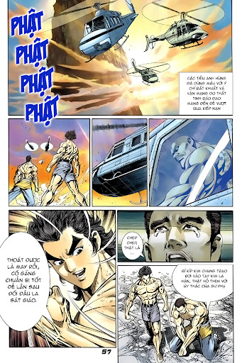 Tân Tác Long Hổ Môn Chap 90 page 18 - Truyentranhaz.net