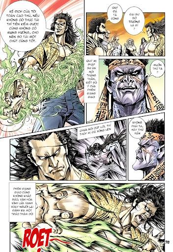 Tân Tác Long Hổ Môn Chap 90 page 31 - Truyentranhaz.net