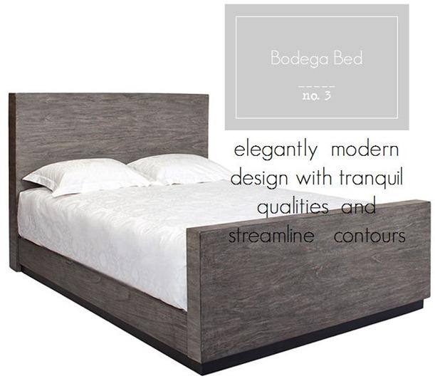Bodega Bed