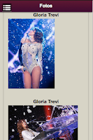 Screenshot of Gloria Trevi