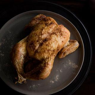 Sichuan Pepper-Salt Roast Chicken