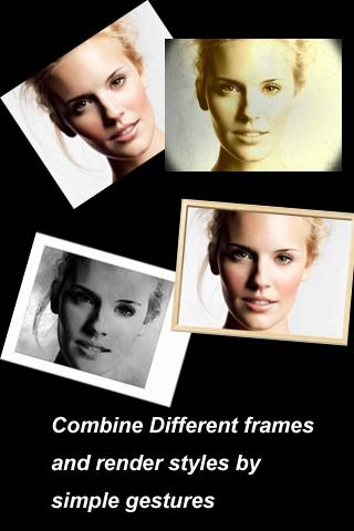 Photo Painter Free- screenshot