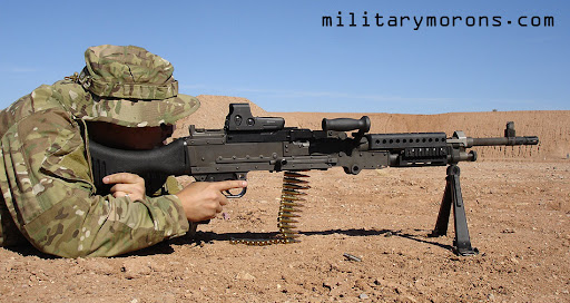 The Airsoft Automatic Weapon Operator's Guide - General