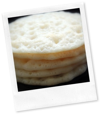 Sponge stack