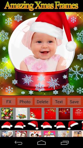 聖誕節框架