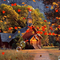 Autumn Pro Live Wallpaper icon