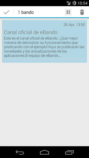 【免費通訊App】eBando-APP點子