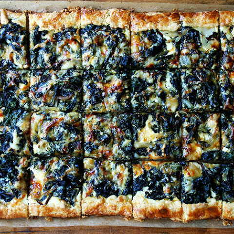 Swiss Chard, Garlic, And Gruyere Pizza Recipes — Dishmaps