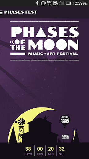 Phases of the Moon Festival