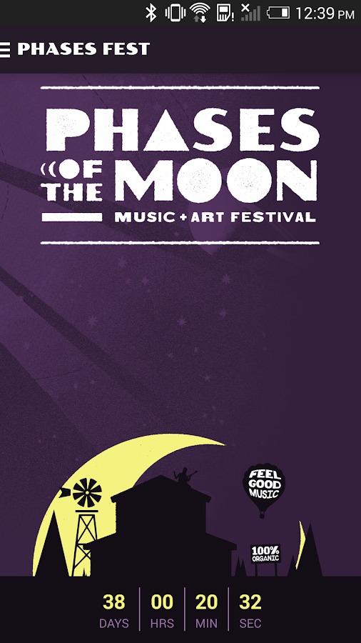 Phases of the Moon Festival - screenshot