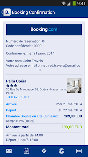 Booking.com - 425 000+  hôtels - screenshot thumbnail