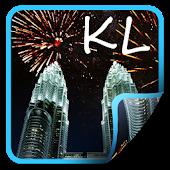 Fireworks City - Kuala Lumpur
