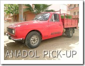 ANADOL PICK-UP KAMIONET