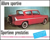 FORD ANGLIA SPORTSMAN