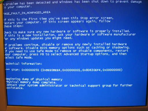 Computer Freezes At Boot After RAM Upgrade