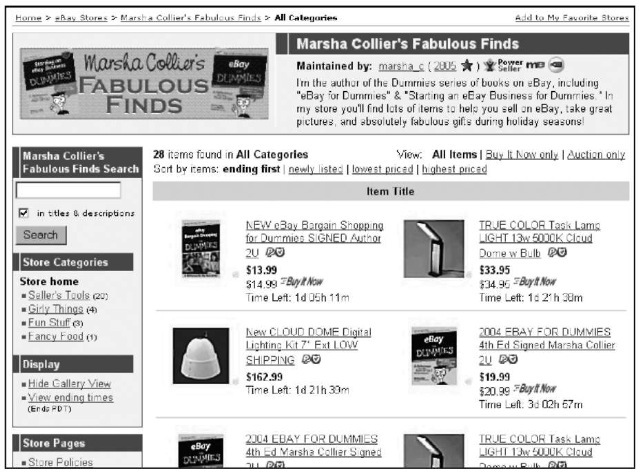 Opening A Shop Virtually On Ebay
