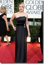 Kate Winslet Wins Best Actress at the 2009 Golden Globes