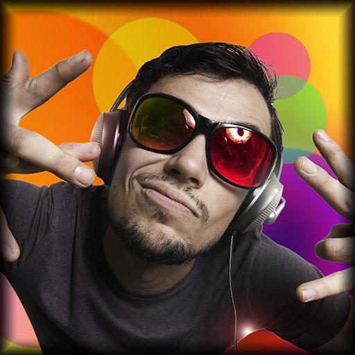 音樂App|ハッピーダンスミュージックの歌詞 LOGO-3C達人阿輝的APP