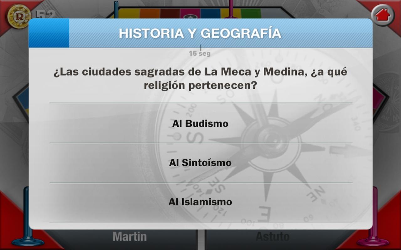 Carrera de Mente- screenshot