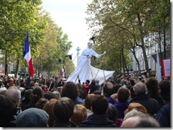 Paris le 16 Oct 10