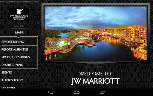 JW Marriott Desert Springs|玩旅遊App免費|玩APPs