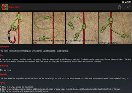 Useful Knots Pro Screenshot