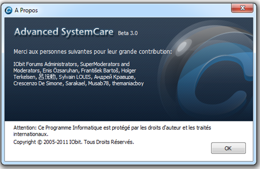 Advanced SystemCare 4-3