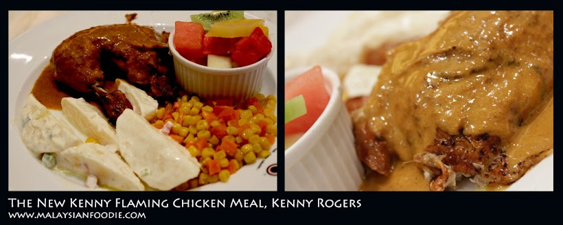 Kenny Rogers Promo Meal - The New Kenny Flaming Chicken ...
