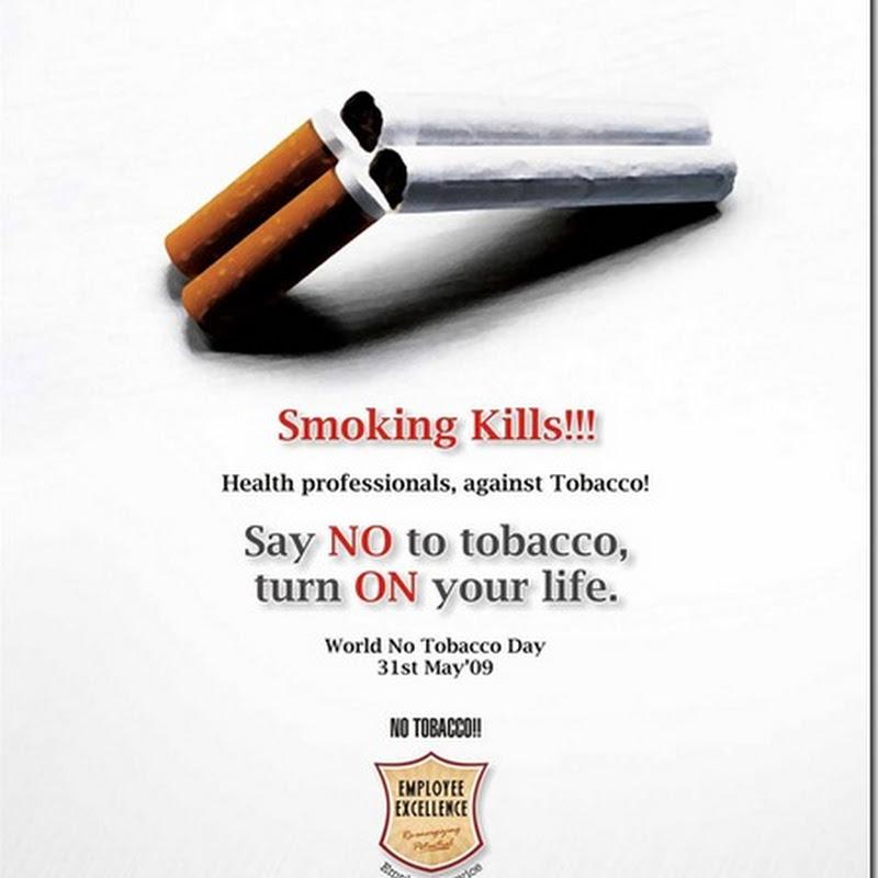 Anti smoking essay