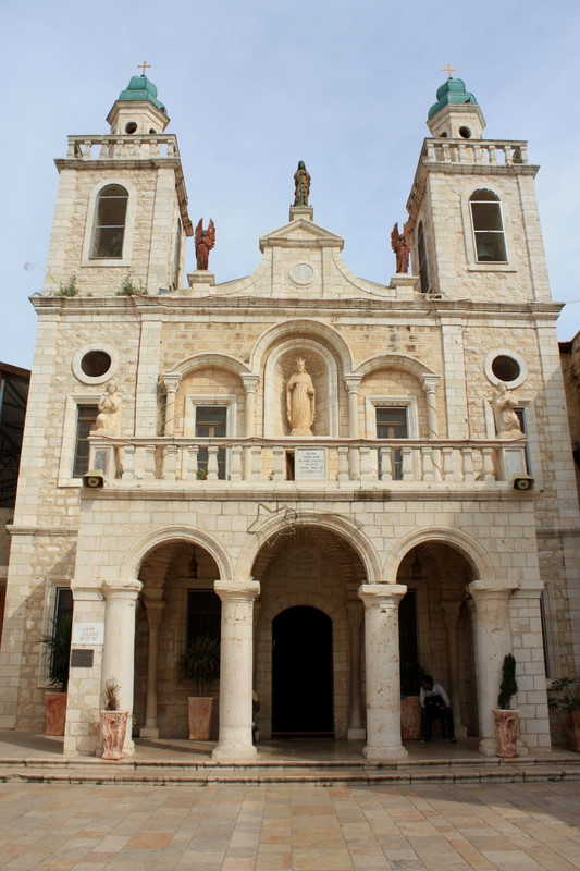Las bodas de Caná - Kfar Kana en Galilea 1