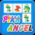 Pika Angel logo