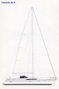 Trintella 49a zeilplan tekening.jpg