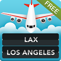 FLIGHTS LAX Los Angeles icon