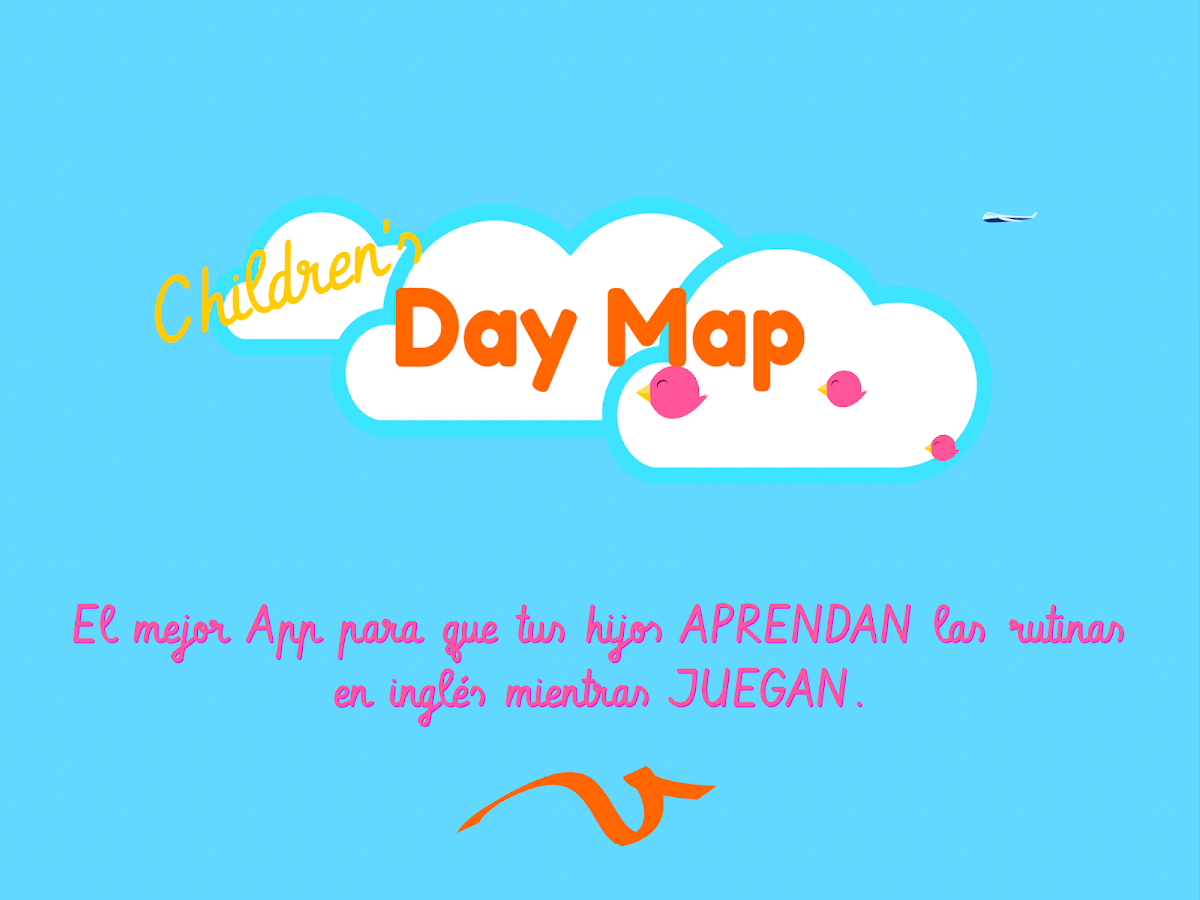 Children's Day Map: captura de pantalla