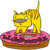 Webdonuts Comic Viewer