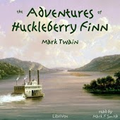 Audiobook: Huckleberry Finn
