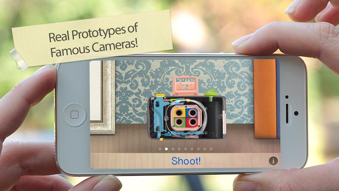 Lomo Camera Pro - screenshot