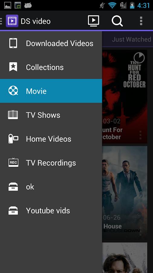 Ds Video App