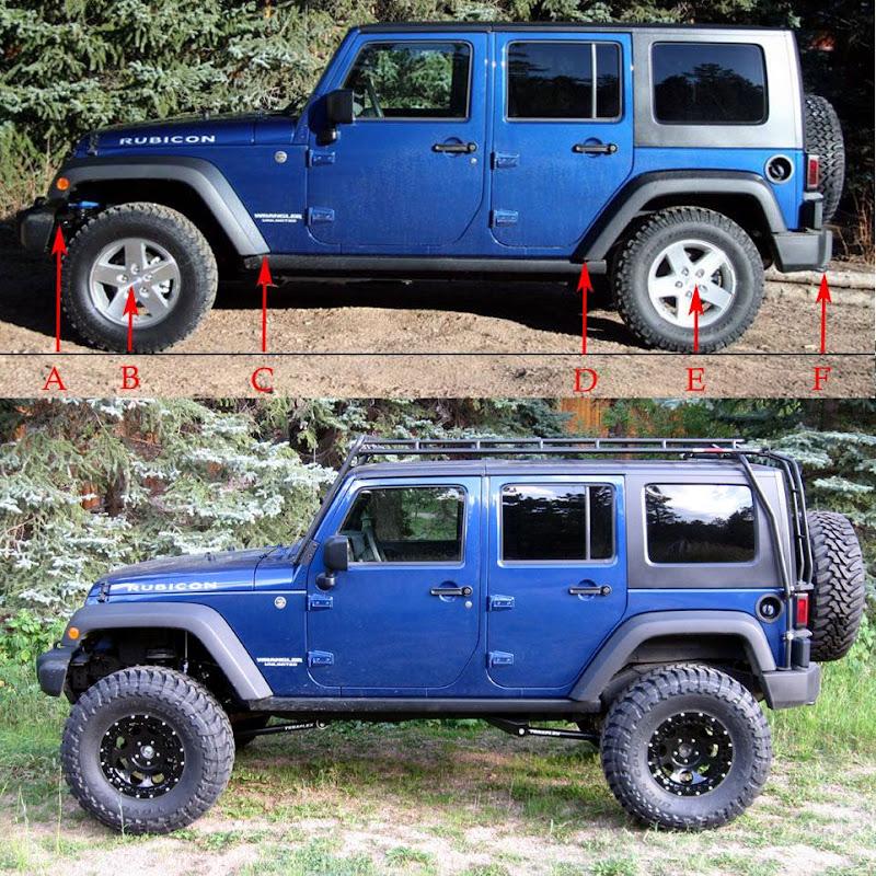 lift kit facts page 4 jk the top destination for jeep jk wrangler news rumors. Black Bedroom Furniture Sets. Home Design Ideas
