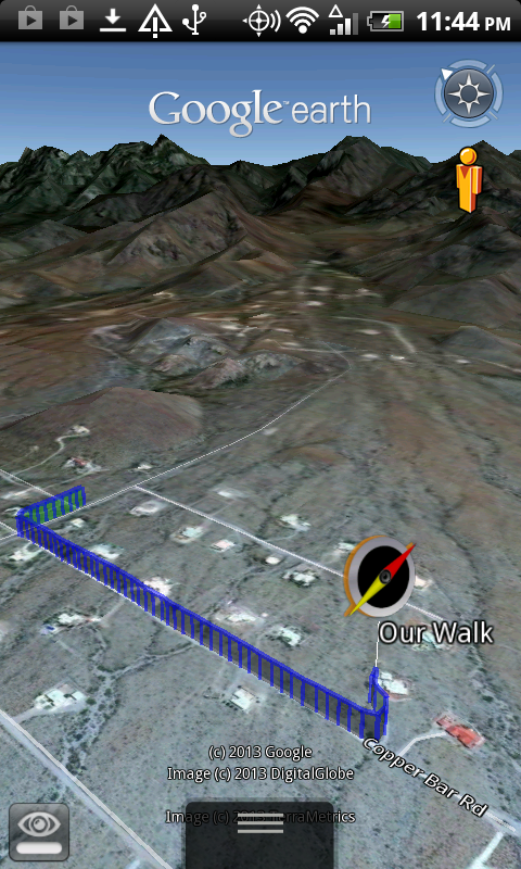 GPS навигатор Waypoints - screenshot